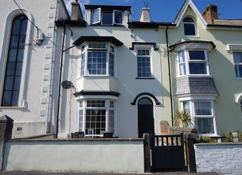 Thumbnail 4 bed terraced house for sale in Cambrian Terrace, Criccieth