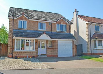 Thumbnail 4 bed detached house for sale in Inch Colm Avenue, Larbert
