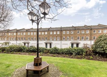 Thumbnail 4 bed terraced house for sale in Regents Bridge Gardens, London