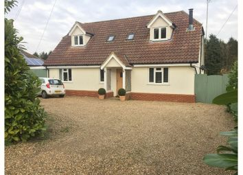 Thumbnail 4 bed detached house for sale in Ipswich Road, Ipswich