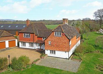 Thumbnail 6 bed detached house for sale in Horsham Road, Rusper, Horsham