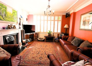 Thumbnail 3 bed semi-detached house to rent in Broomfield Avenue, Palmers Green, London