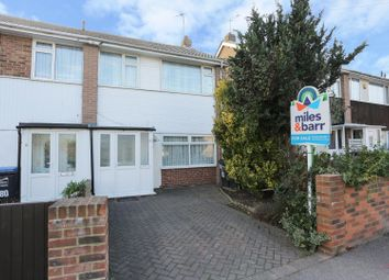 Thumbnail 3 bed end terrace house for sale in Clements Road, Ramsgate