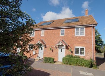 Thumbnail 3 bed semi-detached house for sale in Exige Way, Wymondham