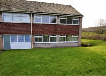 Thumbnail 2 bedroom flat for sale in Maple Close, Barry