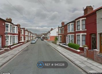 Thumbnail 3 bed terraced house to rent in Hanford Avenue, Liverpool