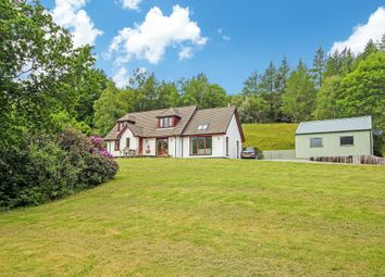 Thumbnail 4 bed detached house for sale in Duror, Argyll