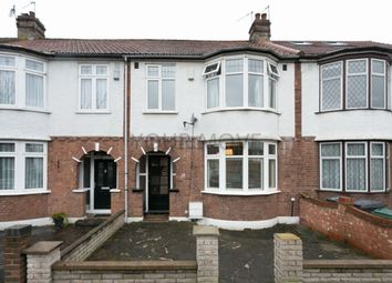 Thumbnail 3 bed terraced house for sale in Abbotts Crescent, Chingford, London
