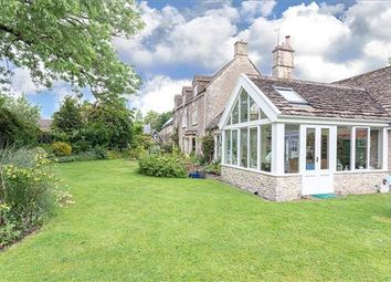 Thumbnail 5 bed detached house for sale in The Street, Badminton, Gloucestershire