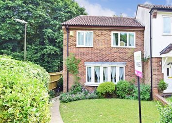 Thumbnail 4 bed end terrace house for sale in Binney Court, Pound Hill, Crawley, West Sussex