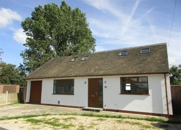 Thumbnail 4 bed detached bungalow for sale in Slag Lane, Lowton, Cheshire