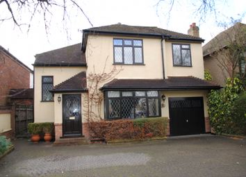 Thumbnail 4 bed detached house for sale in Shepherds Hill, Harold Wood, Romford