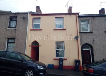 Thumbnail 3 bed terraced house to rent in Bailey Street, Newport, Newport.