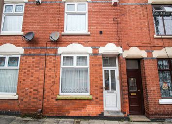 Thumbnail 2 bedroom terraced house to rent in Draper Street, Leicester