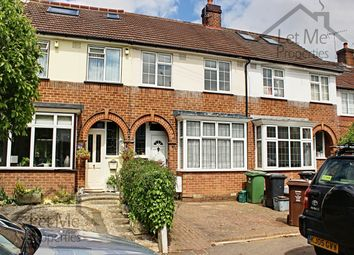Thumbnail 3 bedroom terraced house to rent in Boleyn Drive, St.Albans