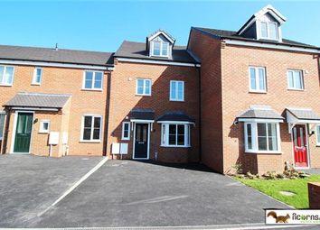 Thumbnail 4 bedroom terraced house for sale in Spring Lane, Pelsall, Walsall