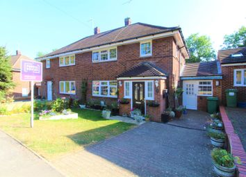 Thumbnail 3 bed semi-detached house for sale in Whiteley Crescent, Milton Keynes
