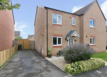 Thumbnail 3 bed semi-detached house for sale in Poppy Field Drive, Penyffordd, Chester, Flintshire