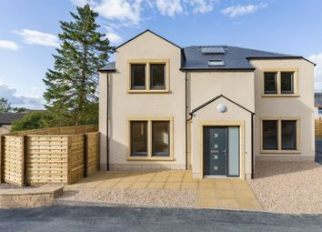 Thumbnail 4 bed detached house for sale in Woodstock View, Chiefswood Road, Melrose