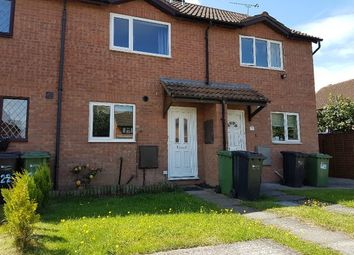 Thumbnail 2 bed terraced house to rent in Rotherwas Close, Lower Bullingham, Hereford