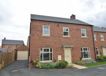 Thumbnail 4 bed detached house for sale in Ash Close, Off Reservoir Road, Burton On Trent
