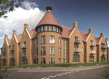 "Thumbnail 2 bedroom flat for sale in ""The Cambridge"" at Millbrook Park (Former Inglis Barracks), Mill Hill"