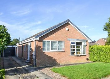 Thumbnail 3 bed detached bungalow to rent in Thatchers Croft, Copmanthorpe, York