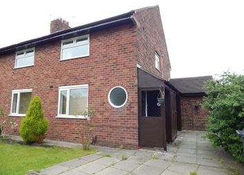 Thumbnail 2 bed flat for sale in Sycamore Drive, Penwortham, Preston