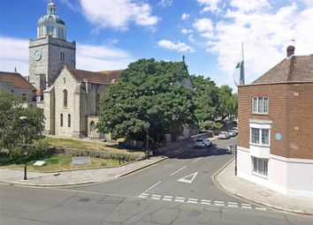 Thumbnail 3 bed flat for sale in High Street, Portsmouth, Hampshire