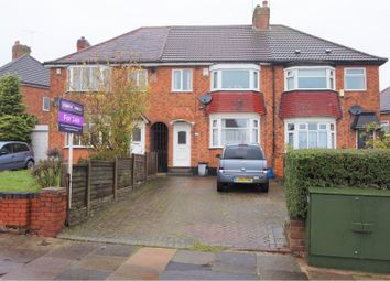 Thumbnail 3 bed terraced house for sale in Edenhurst Road, Birmingham