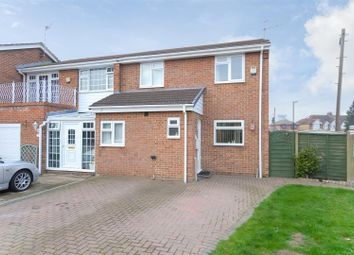 Thumbnail 4 bed end terrace house for sale in Warner Close, Cippenham, Slough