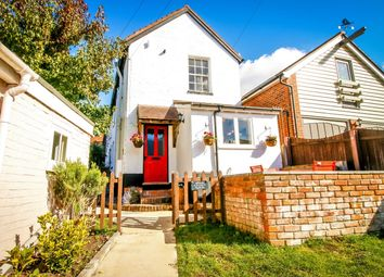 Thumbnail 2 bed cottage for sale in West Street, Wivenhoe, Colchester
