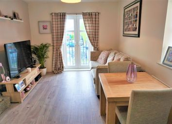 Thumbnail 2 bedroom flat for sale in Machine Square, Wrexham