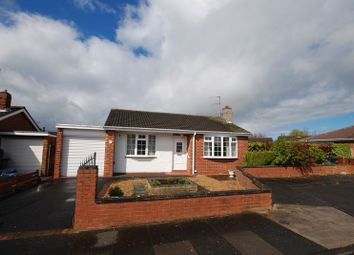 Thumbnail 2 bedroom detached bungalow for sale in Cresswell Drive, Fawdon, Newcastle Upon Tyne