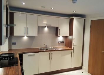 Thumbnail 2 bed flat to rent in Hall View, Chesterfield
