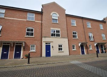 Thumbnail 4 bed town house for sale in Armstrong Drive, Worcester