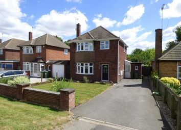 Thumbnail 3 bed detached house for sale in Broughton Road, Croft, Leicester, Leicestershire