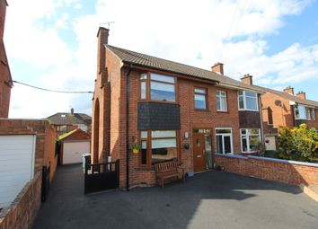 Thumbnail 3 bedroom semi-detached house for sale in Morston Park, Bangor