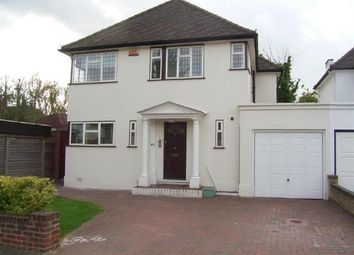 Thumbnail 3 bedroom detached house to rent in Corringway, Ealing, London