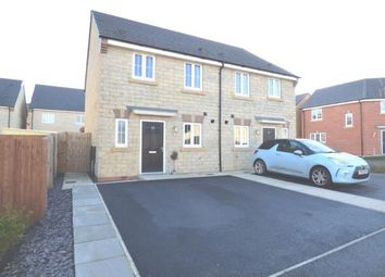 Thumbnail 3 bed semi-detached house for sale in Oak Leaf Drive, Bamber Bridge, Preston, Lancashire