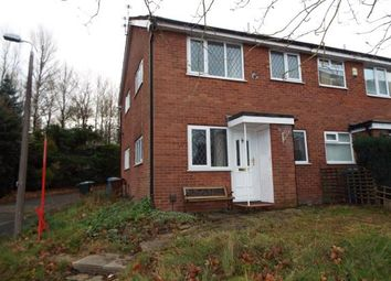 Thumbnail 1 bed semi-detached house for sale in Carr Field, Bamber Bridge, Preston, Lancashire