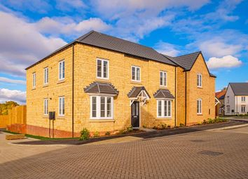 "Thumbnail 4 bedroom detached house for sale in ""Eden"" at Popes Piece, Burford Road, Witney"