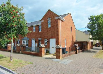 Thumbnail 3 bed end terrace house for sale in Old Mill Way, Weston-Super-Mare