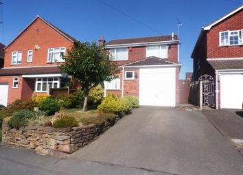 Thumbnail 3 bed detached house for sale in New Street, Baddesley Ensor, Atherstone, Warwickshire