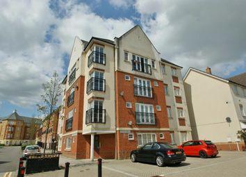 Thumbnail 1 bed flat for sale in Sir John Fogge Avenue, Repton Park, Ashford