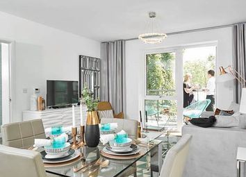 Thumbnail 2 bed flat for sale in St Clements Avenue, Harold Wood, Romford
