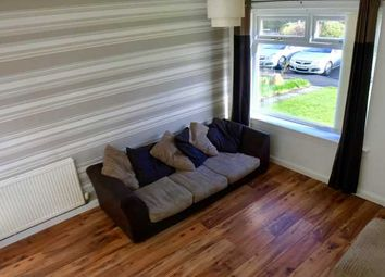 Thumbnail 1 bed terraced house for sale in Moss Drive, Erskine