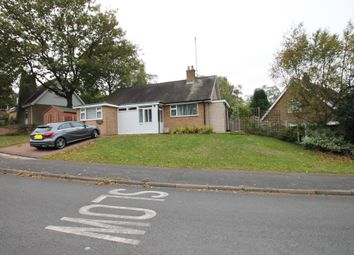 Thumbnail 3 bed detached bungalow for sale in Birchwood Drive, Ravenshead, Nottingham