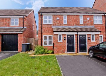 Thumbnail 2 bed semi-detached house for sale in Fielders Drive, Scraptoft