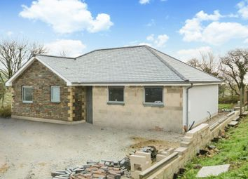 Thumbnail 3 bed detached bungalow for sale in Higher Tremar, Liskeard